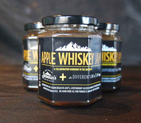 Apple Whiskey Jam